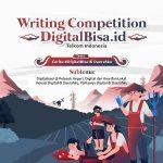 Lomba Menulis Digital Bisa Berhadiah Uang Total 7.5 Juta + E-Sertifikat