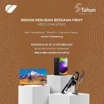 Lomba Reels Berani Berubah Hadiah HP 5G,TV & Vacuum Cleaner