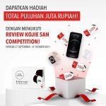 Lomba Review Kojie San Berhadiah iPhone 12 Pro, Apple Watch, Airpods, dll