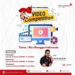 Lomba Video Aku Bangga Indonesia Berhadiah Total 7.5 Juta