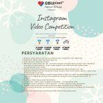 Lomba Video GBU Plast Berhadiah Uang + Produk Senilai Jutaan Rupiah