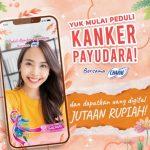 Lomba Video IG Filter Peduli Kanker Payudara Berhadiah Jutaan Rupiah