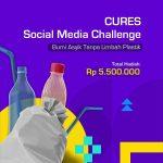 Lomba Video IG TV Limbah Plastik Berhadiah Total 5.5 Juta Rupiah