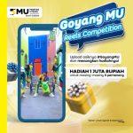 Lomba Video Reels Goyang MU Berhadiah Total 5 Juta Rupiah