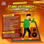 Lomba Video Stand Up Comedy AIM Biscuits Total Hadiah 1 Juta Rupiah