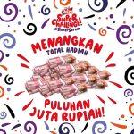 Lomba Video Super Serem Kuaci Rebo Berhadiah Total 17.5 Juta Rupiah