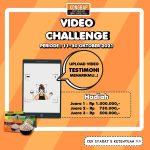 Lomba Video Testimoni KONGBAP Berhadiah Total Rp 2.250.000