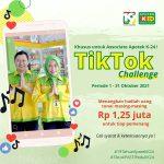TikTok Challenge Core Value Apotek K-24 Berhadiah Lebih dari 6 Juta Rupiah