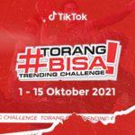 Torang Bisa! TikTok Challenge Berhadiah iPhone XR, Smart TV, HP, dll