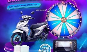 Undian AC Gree Hadiah Motor, Slow Cooker, Oven & Cashback Per Minggu