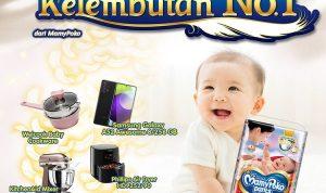 Undian Kirim Struk Pembelian MamyPoko Berhadiah HP, Mixer, Air Fryer, dll