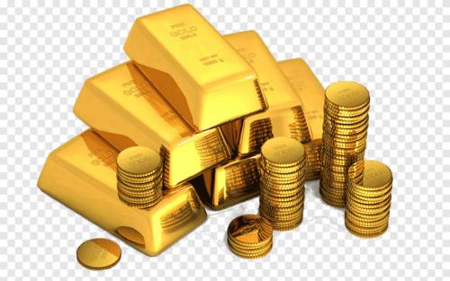 Berhadiah emas