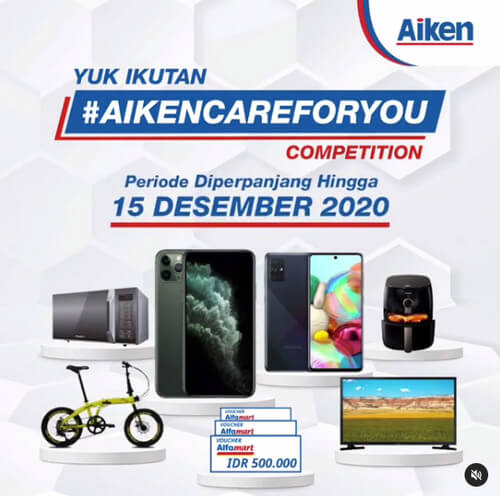 Kontes Aiken Care For You