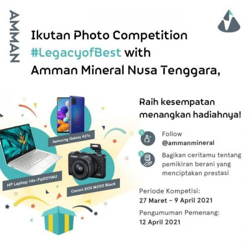 Legacy of Best Photo Competition